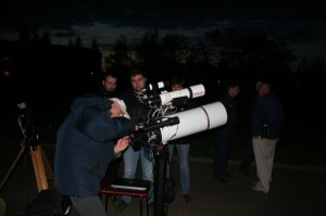 Наблюдения на АстроФесте