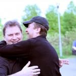 Олег Чекалин и Владимир Неботов (Харьков)