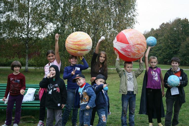 Астрономия для самых маленьких.
