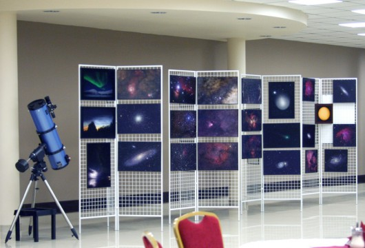 """Фотовыставка """"АстроФест 2009"""""""