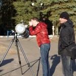 Солнечные наблюдения